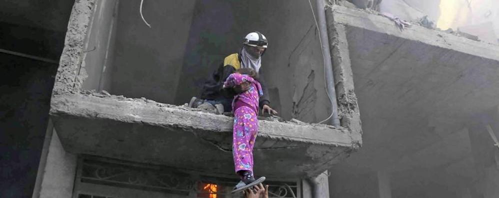 La tragedia siriana al punto di partenza