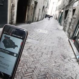 Bergamo, scopri i tesori della città romana Con una app, un viaggio in 10 tappe
