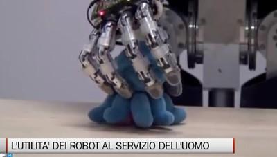 Convegno a Bergamo - Convivenza tra uomini e robot, la sfida di domani