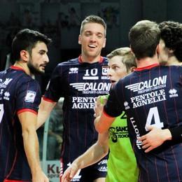 Volley, la Caloni espugna Roma Vittoria netta: 0-3 in trasferta