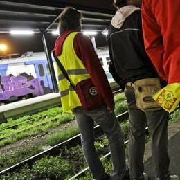 Allarme freddo per i senzatetto a Bergamo Comune e operatori aumentano i controlli