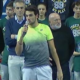 Berrettini vince il Trofeo Perrel-Faip