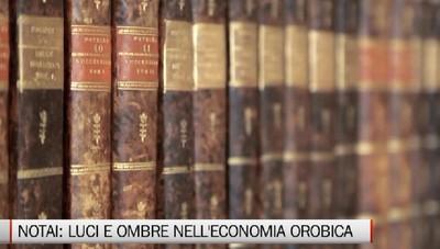 Consiglio notarile di Bergamo: Luci e ombre nell'economia orobica