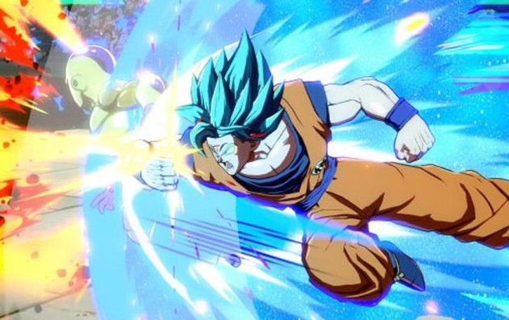 Dragon Ball FighterZ Una perfetta onda energetica