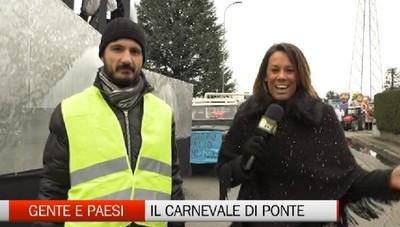 Gente e Paesi, il Carnevale di Ponte San Pietro