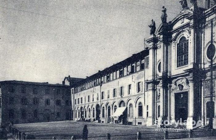 L'ospedale di San Marco e la chiesa