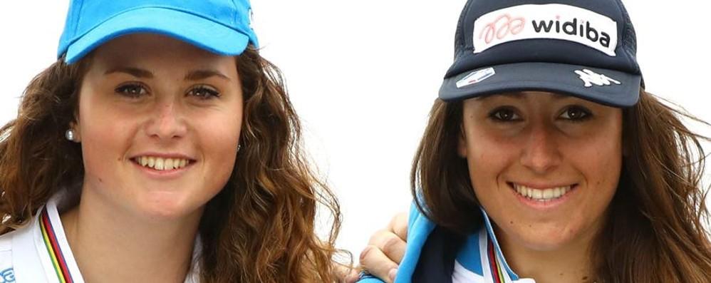 Michela e Sofia spot per il futuro