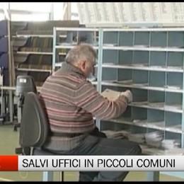 Poste - Salvi gli uffici dei piccoli comuni