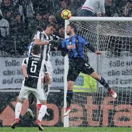 Solo un rigore affossa una bella Atalanta Coppa Italia, la Juve vince e va in finale