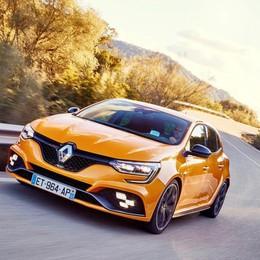 Renault Megane R.S.  per chi ama la sportività