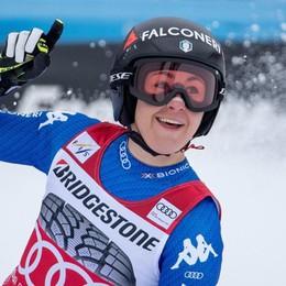 Sofia Goggia, un altro grande podio Seconda nella discesa di Garmisch