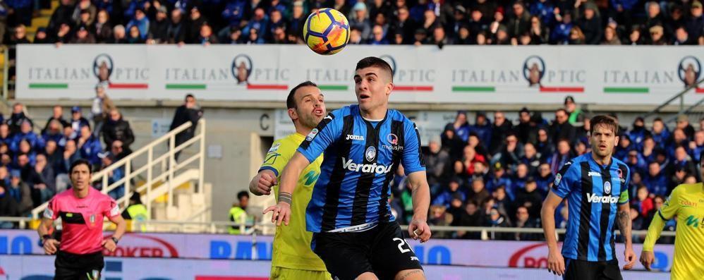 Atalanta-Chievo 1-0 - Segui la diretta Primo gol in serie A per Mancini