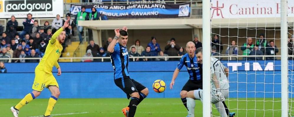 Atalanta concreta: battuto il Chievo Dai un voto alla gara dei giocatori