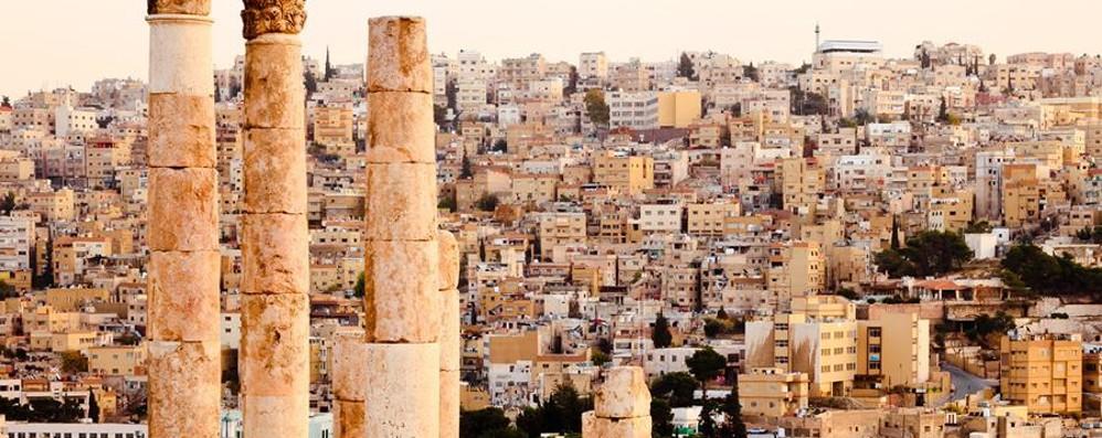 Da Bergamo volo diretto in Giordania Ryanair, rotta verso la splendida Amman