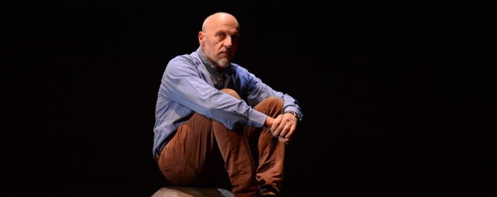 Marco Paolini  Al Creberg Teatro