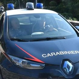Reagisce al controllo antidroga  Aggredisce i carabinieri: arrestato