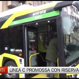 Trasporti - Linea C promossa con riserva