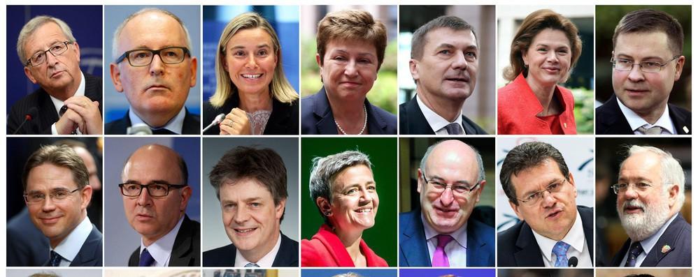 Giro vite Commissione Ue codice condotta,da oggi nuove norme
