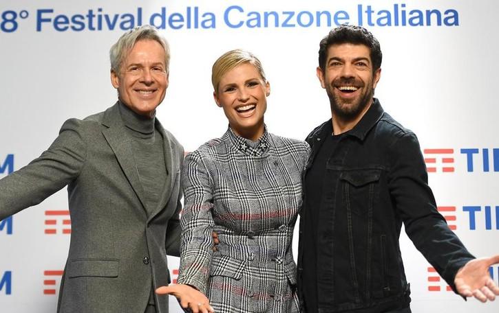 Sanremo, festival ai nastri di partenza L'unica stella polare è la musica