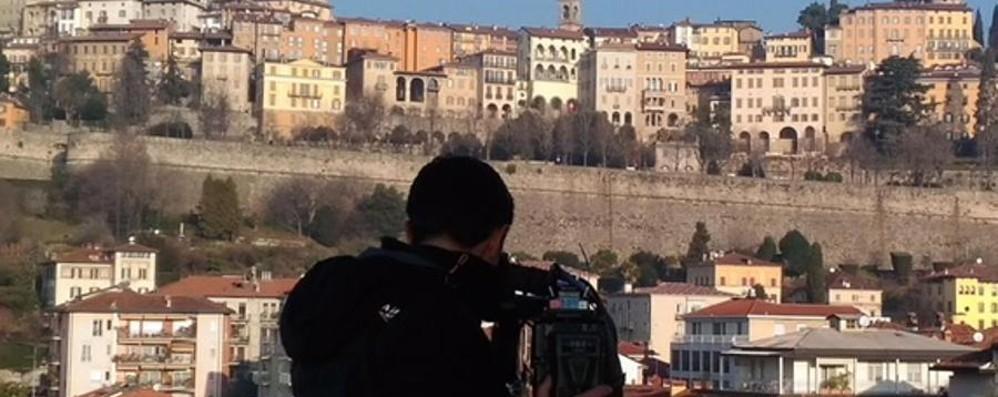 Bergamo ancora protagonista in tv Sereno Variabile alla scoperta della città