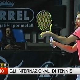 Bergamo, la presentazione degli Internazionali di Tennis
