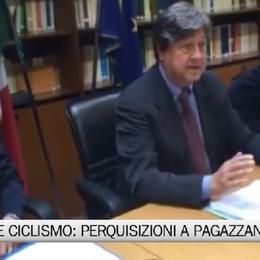 Doping nel ciclismo: perquisizioni anche a Bergamo