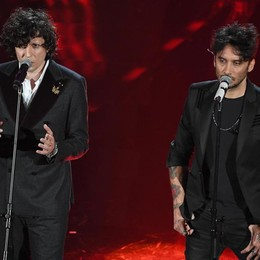 La canzone di Ermal e Moro non esclusa Polemica in conferenza stampa - Diretta