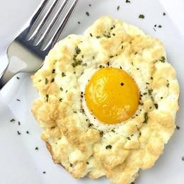 Le uova... nuvola