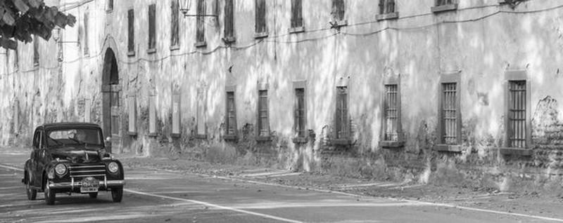 Malpaga sul sito di National Geographic Merito dello scatto di Maurizio Rovetta