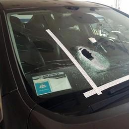 Nilde non è morta a causa di un infarto Fatale il sasso lanciato contro l'auto