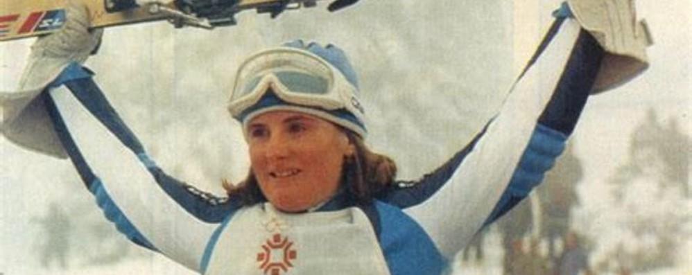Olimpiadi, Paoletta d'oro nel 1984 Sprint per Sofia: «Concentrati e vinci»