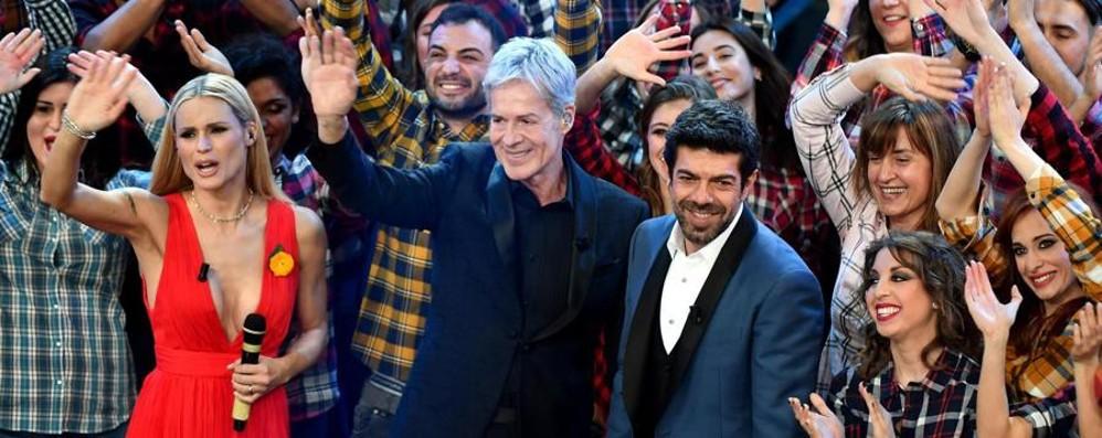 Sanremo, calano gli ascolti  47,7% di share per la seconda serata