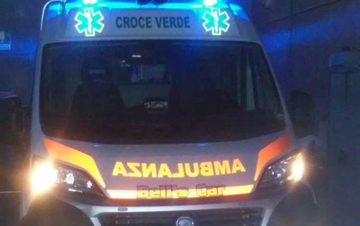 Vertova, cade in bicicletta 54enne in gravi condizioni