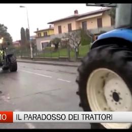 Burocrazia - Il paradosso dei trattori
