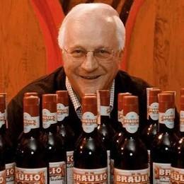 Se n'è andato il «signor Braulio» Patron del celebre amaro