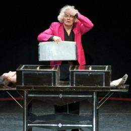 Teatro, la gioia dello stupore  - Foto/Video Al Sociale la magia di Le Cirque Invisible