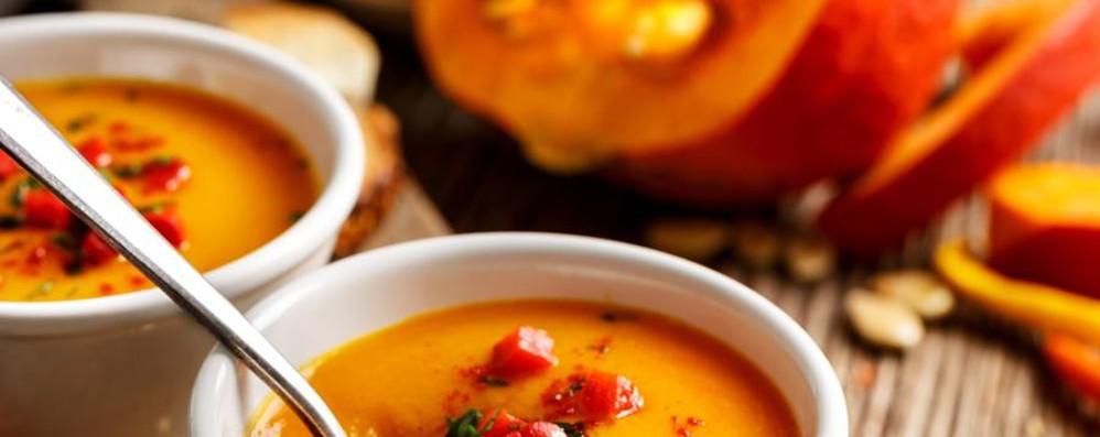 Zuppa di zucca Ecco la ricetta