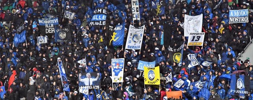 Bologna-Atalanta, chiuso il settore ospiti Per la Juve del 14 biglietti con Dea Card