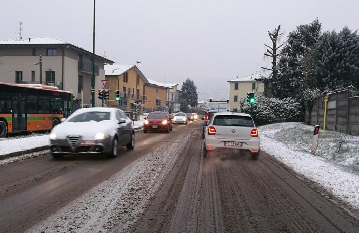 In viaggio a Petosino