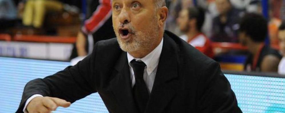 Sacco è il coach di Bergamo Basket In sostituzione dell'esonerato Ciocca