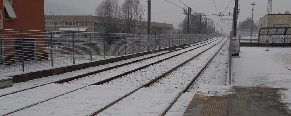 Treni in tilt per il maltempo  La lista delle cancellazioni