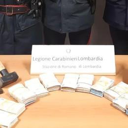 12 kg di cocaina e 114 mila € in auto Tre arresti e due denunce a Romano