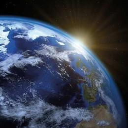 Buone notizie  dal pianeta Terra