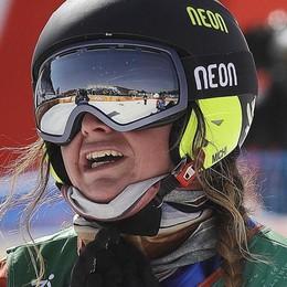 Michela Moioli, stagione fantastica - Video Dopo le Olimpiadi, vince la Coppa del mondo