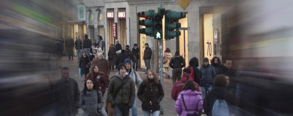 Bergamo,superati i 121mila abitanti  Dopo 70 anni cresce anche Città Alta