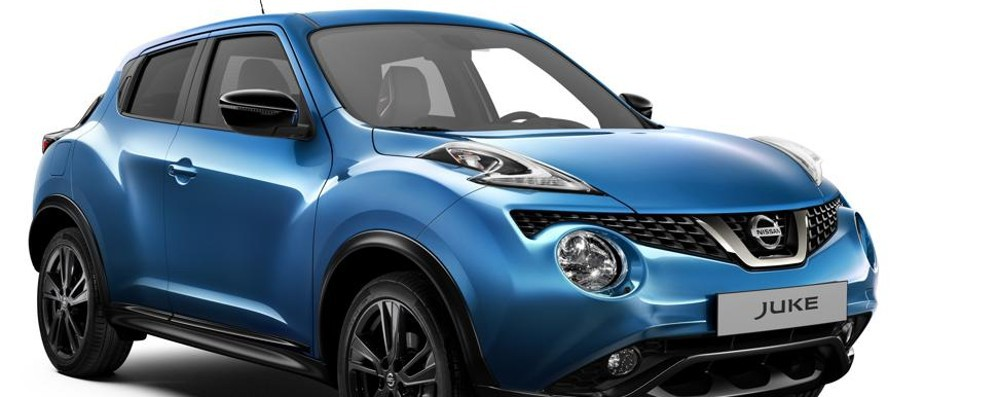 Nissan aggiorna Juke in vendita da maggio