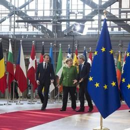 Stabilità e debito L'Europa ci guarda