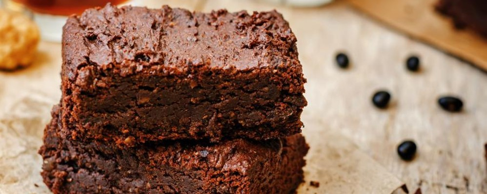 Un po' di dolcezza Brownies al cioccolato