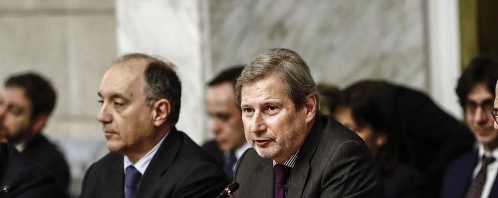 Accordo Ue-Partner orientali su rafforzamento cooperazione