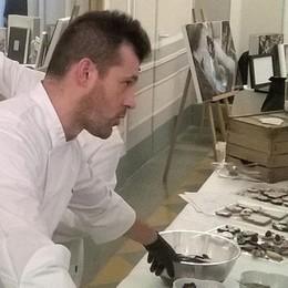 Carlo Beltrami sempre più star A Stezzano incanta con le sue creazioni